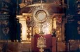 La anchura del amor de Dios para un enamorado de la eucaristía. Pedro Peredo.