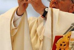 Longitud de la eucaristía para un enamorado. Pedro Peredo.