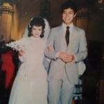 Memorias de hace 30 años que mantienen vivo el amor.