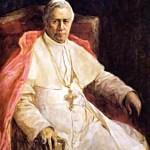 """Papa Pío X, Vida """"La voz de la esperanza."""""""