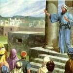Del libro del Profeta Jeremías  7,23-28. Jueves 23 de Marzo de 2017.
