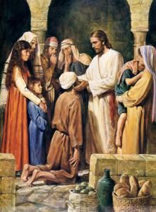 Evangelio San Juan 9,1-41. Domingo 26 de Marzo de 2017.- IV Domingo de Cuaresma.