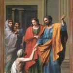 Del libro de los Hechos de los Apóstoles  3,1-10. Miércoles 19 de Abril de 2017.