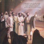 Del libro de los Hechos de los Apóstoles 4,1-12. Viernes 21 de Abril de 2017.