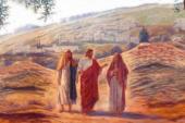 El Dominical: Reflexion sobre el santo evangelio según san Lucas (24,13-35):