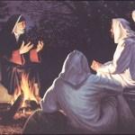 Evangelio San Juan 3,1-8. Lunes 24 de Abril de 2017