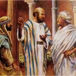 Del libro de los Hechos de los Apóstoles 18,9-18. Viernes 26 de Mayo de 2017.