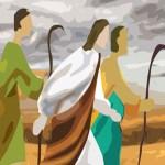 Historias posibles: El camino a la fe por el templo. Lc 24, 13-35.