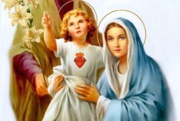 A la Sagrada Familia. Oración