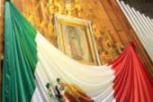 Los honores a la virgen de Guadalupe en la vida católica.