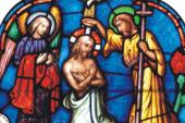 Jesús nos hace ver la grandeza de nuestro bautismo.