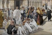 Evangelio San Mateo 23,1-12. Martes 2 de Marzo de 2021.
