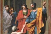 Del libro de los Hechos de los Apóstoles 3,1-10. Miércoles 7 de Abril de 2021.