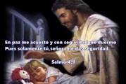 Salmo 4,2.4.7.9. Domingo 18 de Abril de 2021.