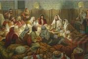 Evangelio San Juan 13,16-20. Jueves 29 de Abril de 2021