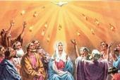 Expectativas de los católicos para vivir pentecostés en pandemia.