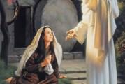 Evangelio San Juan 20,1-2.11-18. Jueves 22 de Julio de 2021.  Santa María Magdalena.