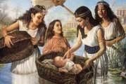 Del libro del Éxodo 2, 1-15. Martes 13 de Julio de 2021. Misa por la Familia.