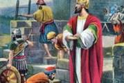 Del libro del Profeta Ageo 1,1-8. Jueves 23 de Septiembre de 2021.