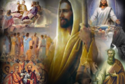 De la carta del Apóstol San Pablo a los Romanos 3,21-30. Jueves 14 de Octubre de 2021. Misa Votiva de la Sagrada Eucaristía.