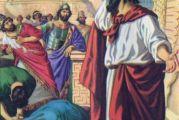 Del libro del Profeta Jonás 3,1-10. Martes 5 de Octubre de 2021. Misa por la Evangelización de los pueblos.