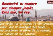 Salmo 144, 10-13.17-18. Lunes 18 de Octubre de 2021.  Fiesta de San Lucas Evangelista.