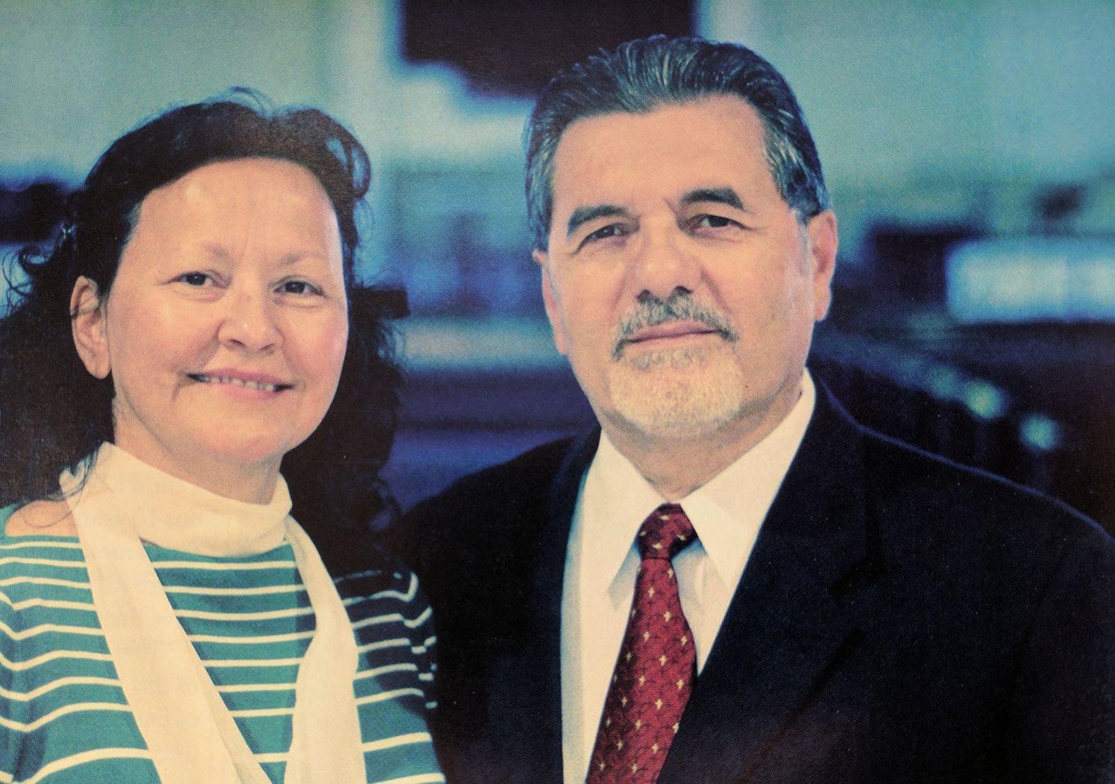 John and Rodica Tipei