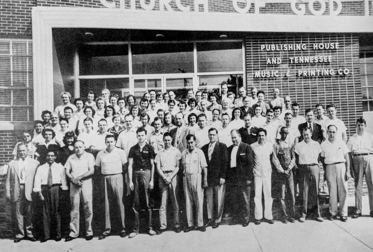 COG Publishing House, 1955