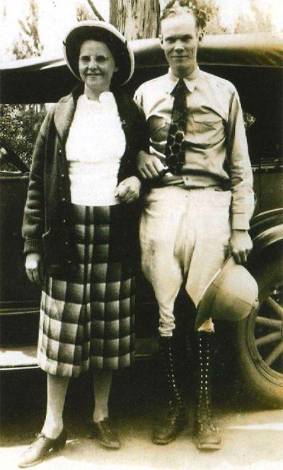 Edmond and Pearl Stark