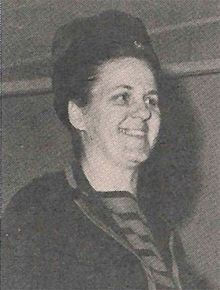 Mrs. Charles W. Conn, National LWWB President