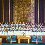 Nancy's first choir