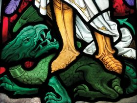 serpent under foot