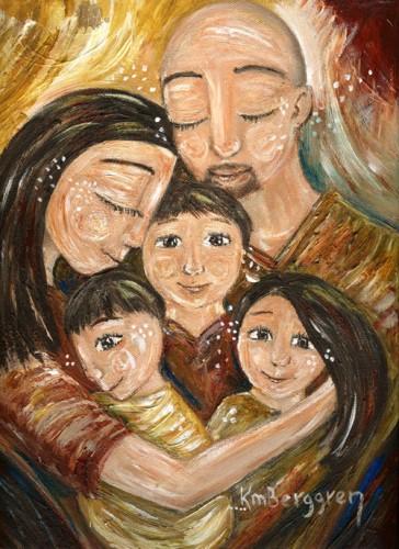 Τα 4 στηρίγματα μιας υγιούς οικογένειας (Χόρχε Μπουκάι)
