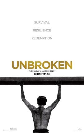 Λουίς Ζαμπερίνι: Μια ιστορία δύναμης, πείσματος, υπομονής και αντοχής  (Unbroken 2014)