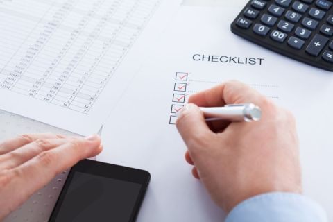 On the CPA Checklist Early Accounting Moves for the Next Tax Year
