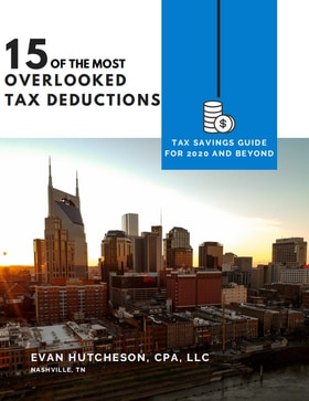 15 of the Most Overlooked Tax Deductions