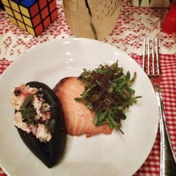 Kuniko Yagi's Lobster Roll