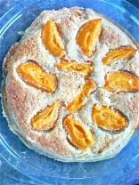 apricot pie, pie-a-day, kcrw