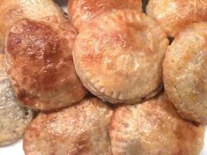 nutella, hand pie, pie-a-day, kcrw