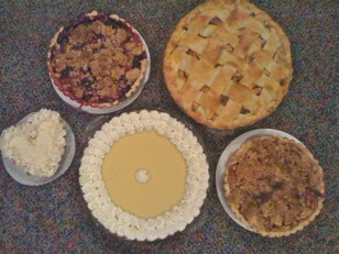 pies, pie-a-day, kcrw