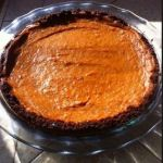 Maple Brown Butter Sweet Potato Pie