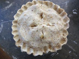 Walnut Pie Crust