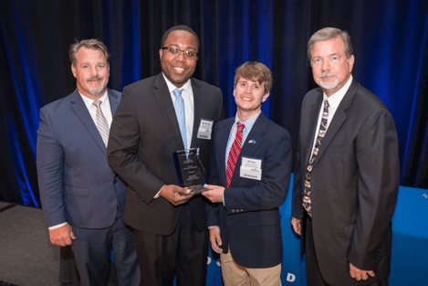 Evans Capacitor Company Staff Recognized by Lockheed Martin