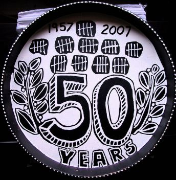 B&W - Objects - 50 Years by E.G.Silberman, 2007