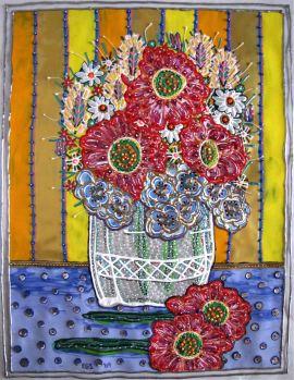 Floral #2 by E.G.Silberman, 2009