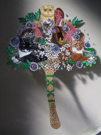 Jasmine's Garden by Evan Silberman, 2008
