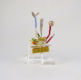 Charms - An Exploding Present by E.G.Silberman, mid 90's