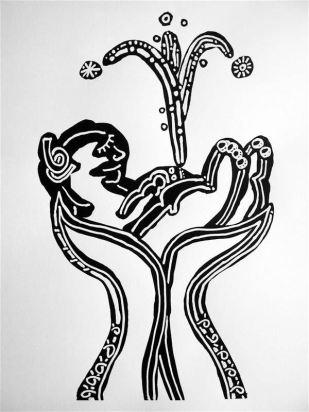 B&W - Males - Boy Sprout by E.G.Silberman, 2007