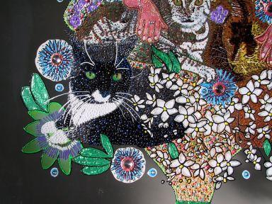 Jasmine's Garden - Evan Silberman NYC - 2008