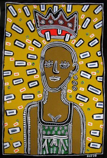 Ray Radiation by Evan Silberman, 2006